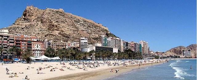 Погода в мае в аликанте испания недвижимость